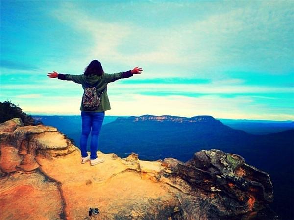 Du lịch một mình, tại sao không?(Ảnh minh họa. Nguồn: Internet)