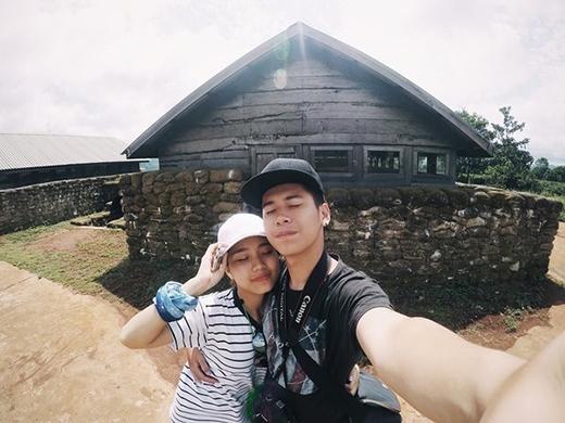 Một trong những cặp đôi hot teen của Việt Nam. (Ảnh: Internet)