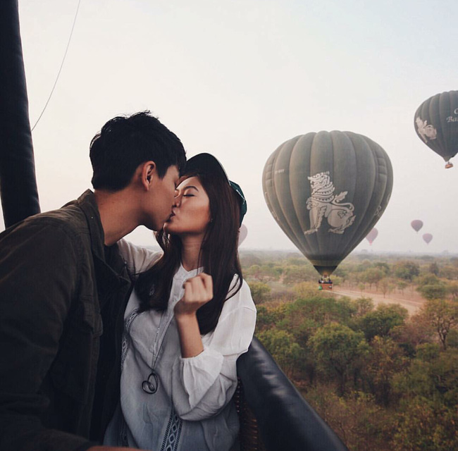 Cặp đôi người Singarpore. (Ảnh: Internet)