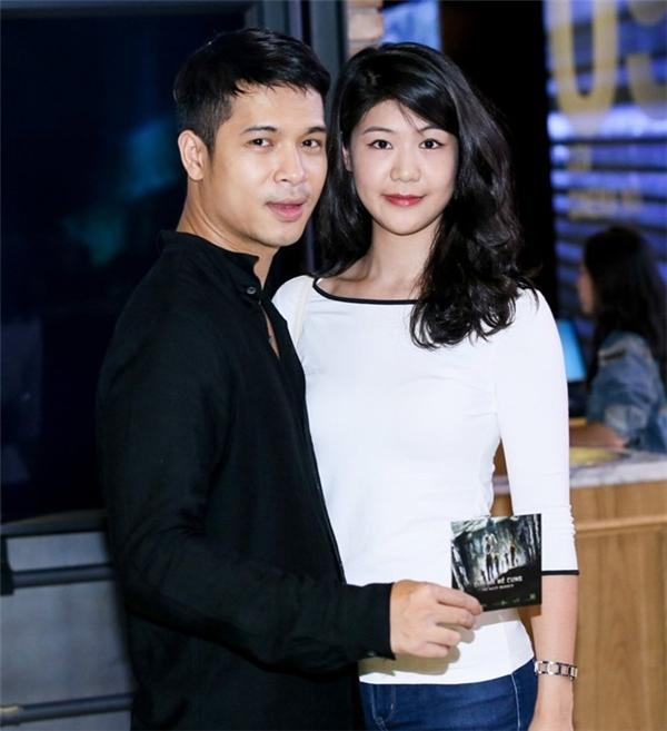 Trương Thế Vinh và bạn gái - Tin sao Viet - Tin tuc sao Viet - Scandal sao Viet - Tin tuc cua Sao - Tin cua Sao
