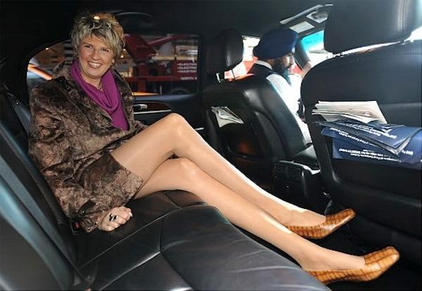 Đôi chân dài nhất thế giới thuộc về côSvetlana Pankratova.(Ảnh: Internet)