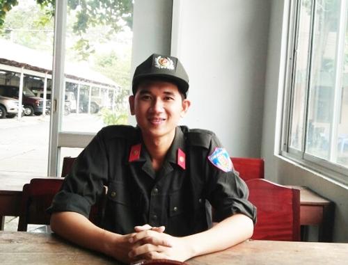 TháiNgạngiành điểm 10 tuyệt đối ở môn Lịch Sử (Ảnh: NVCC)