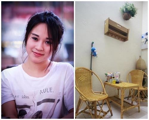 Nữ diễn viên Diễm Hằng cũng sống trong một căn nhà thuê bình dân, không hề sang chảnh như nhiều người nghĩ. - Tin sao Viet - Tin tuc sao Viet - Scandal sao Viet - Tin tuc cua Sao - Tin cua Sao
