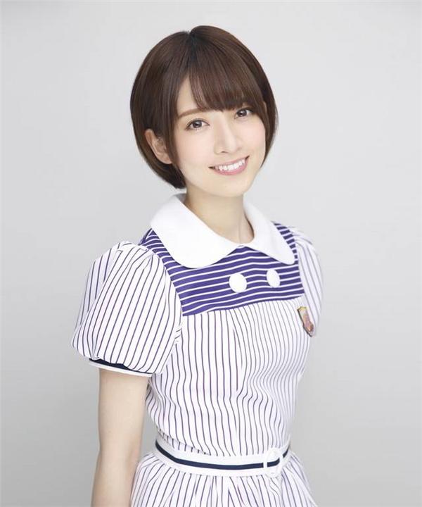 Nanami Hashimotolà thành viên thuộc lứa đầu tiên của nhóm nhạc Nogizaka46.