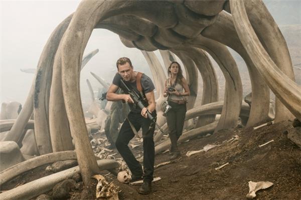 Kong: Skull Islandthu hút sự quan tâm khi được quay tại Việt Nam.