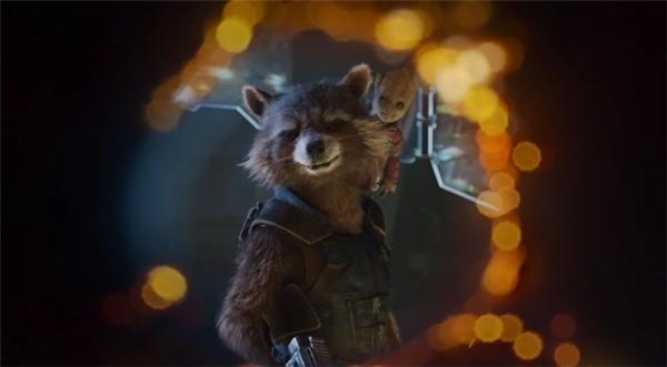 Khán giả sẽ được gặp lại nhân vật Groot đáng yêu trong phần 2 của bộ phim.