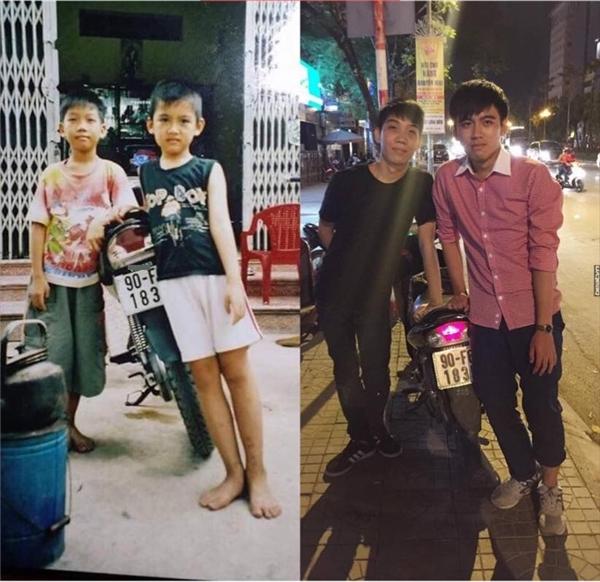 12 năm một tình bạn bên cạnh cùng một chiếc xe máy. (Ảnh: Internet)