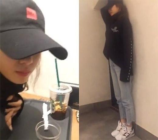 Ji Yeon tỏ ra buồn bã trước những chỉ trích của cư dân mạng.