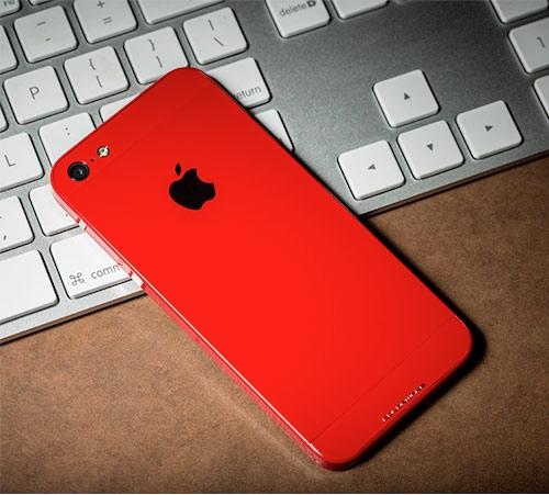 Tháng 3 tới, Apple sẽ cho ra mắt iPhone 7/7 Plus MÀU ĐỎ