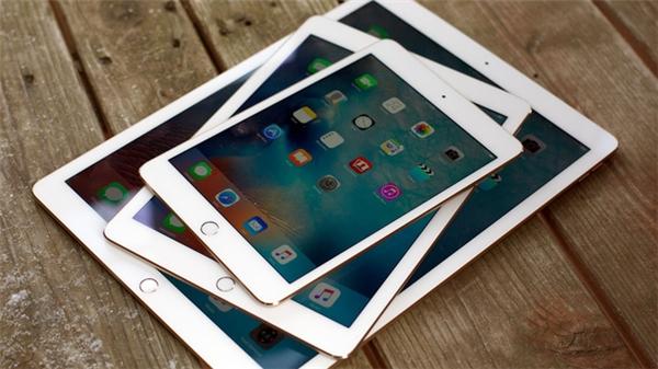 Apple sẽ ra mắt đến 4 mẫu iPad mới.