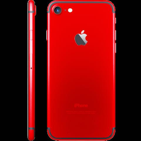 iPhone 7/7 Plus sẽ có thêm phiên bản màu đỏ.