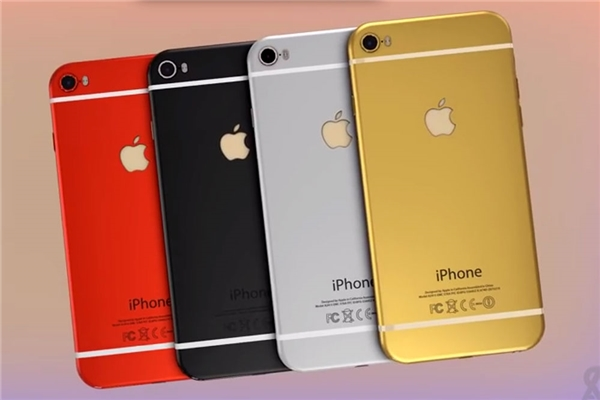 Màu đỏ sẽ xuất hiện bên cạnh những màu hiện tại của iPhone.