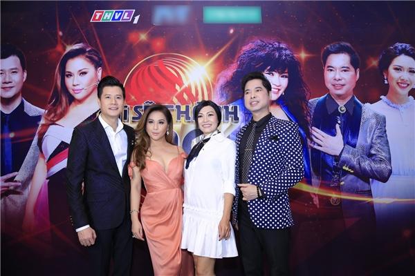 Chương trình Ai sẽ thành saosẽ được phát sóng trên kênh truyền hình THVL1 lúc 21gmỗi tối Chủ Nhật, bắt đầu từ 26/2/2017. - Tin sao Viet - Tin tuc sao Viet - Scandal sao Viet - Tin tuc cua Sao - Tin cua Sao