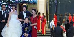 Toàn cảnh đám cưới tiền tỷ của Thanh Bùi