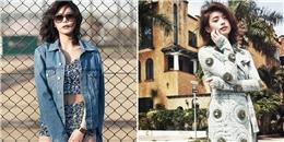"""HyunA, Han Hyo Joo """"xuất ngoại"""" chụp ảnh thời trang"""