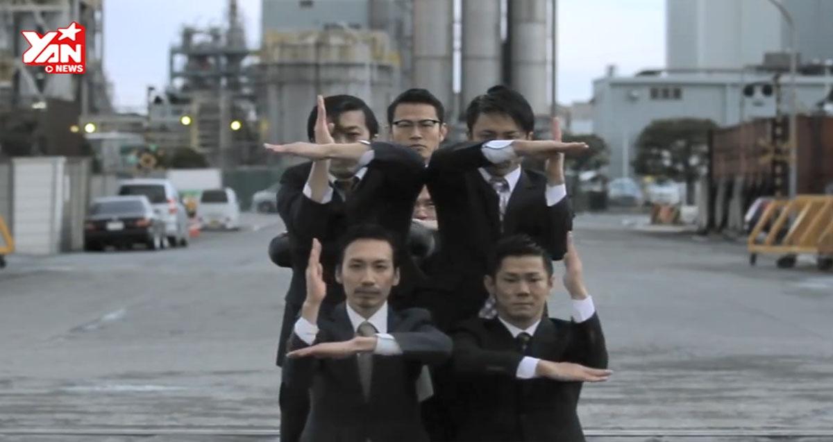 [Dance] Clip phong cách vũ đạo thể hiện cuộc sống bận rộn của người Nhật gây sốt youtube