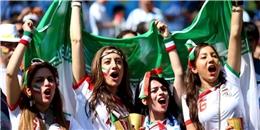[Bóng Đá] Nữ CĐV Iran ăn mặc