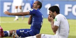 [Bóng Đá] Suarez chính thức bị cấm thi đấu 9 trận và 4 tháng, mất World Cup