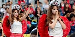 [Bóng Đá] Những fan nữ nóng bỏng nhất vòng bảng World Cup