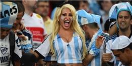 [ Bóng Đá ] Những nữ CĐV xinh đẹp tại World Cup 2014