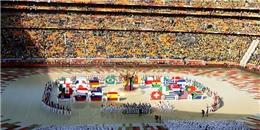 [Bóng Đá] Những điều bất ngờ về lễ khai mạc World Cup 2014