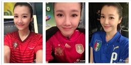 World Cup 2014: Nữ MC xinh đẹp bị gán mác