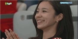 [Bóng Đá] Nữ phóng viên Hàn dễ thương