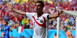 [Bóng Đá] 7 cầu thủ Costa Rica bị FIFA nghi ngờ dùng doping
