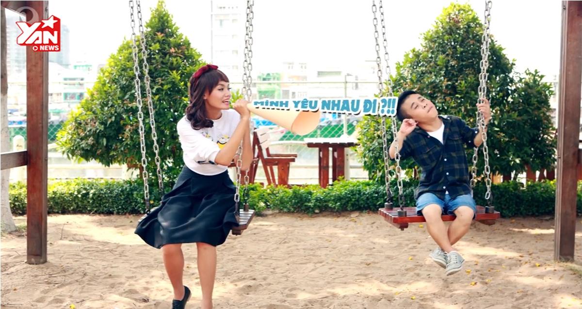 """Cặp đôi """"đũa lệch"""" tung MV stop-motion cực đáng yêu"""