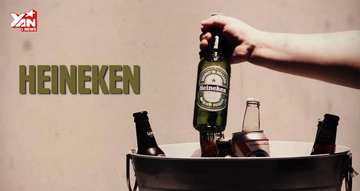 [Bạn Biết Chưa] Sự thật về những nhãn hiệu bia nổi tiếng thế giới ít ai biết