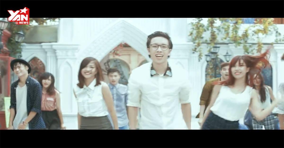[Dance] Vui nhộn với clip Happy in Hanoi của St.319
