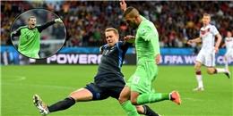 [Bóng Đá] Manuel Neuer là cuộc cách mạng của các thủ môn