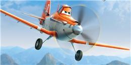 'Planes 2: Anh hùng và Biển lửa' - Thế giới máy bay đầy màu sắc