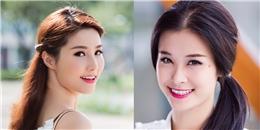 Ngắm các kiểu tóc mùa hè của Đông Nhi và Diễm My 9X