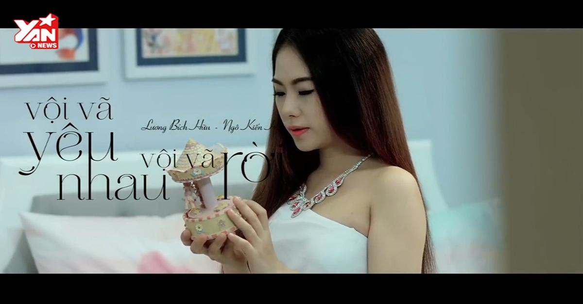 """[MV] Ngô Kiến Huy bị """"chơi ngải"""" vì lỡ yêu Lương Bích Hữu"""