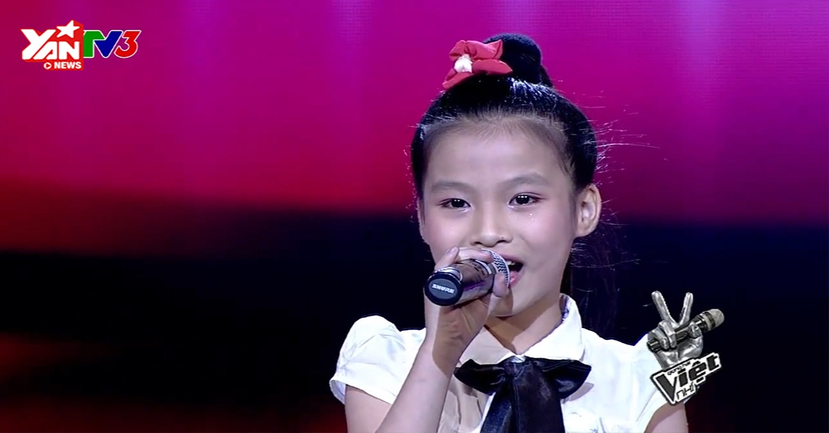 [Giọng hát Việt nhí] Giọng hát 9 tuổi cover hit quốc tế làm HLV bất ngờ