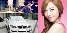 Ngắm xế hộp phong cách của sao nữ Hàn