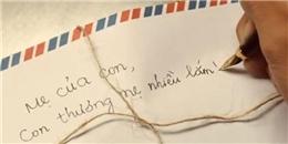 [Tản văn] Lần đầu tiên viết thư cho mẹ