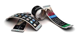 Những ý tưởng độc đáo về điện thoại gập và uốn cong