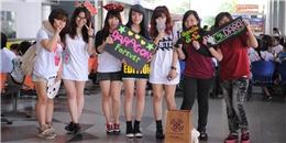 Cộng đồng Blackjack nô nức đón 2NE1 tại sân bay