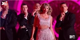 [VMAs 2014] Taylor Swift đốt cháy VMAs với Shake it off