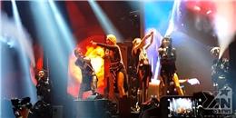 [Fancam] Tổng hợp loạt hit cực đỉnh của 2NE1 tại Galaxy Stage 2014