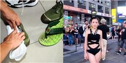 Hái ra tiền nhờ bán lót giày làm từ băng vệ sinh