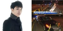 Seungri (Big Bang) bị tai nạn xe hơi