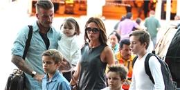 Những điều tuyệt vời mà vợ chồng Beckham dạy con trong cuộc sống
