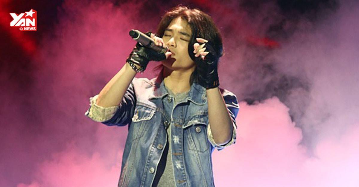 Rocker Tích Kỳ chia tay khán giả với bài hit của Phương Thanh