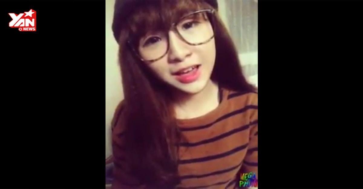 """Giọng ca mạng xinh đẹp cover hit """"Yêu xa"""" gây sốt"""