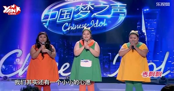 """3 """"nàng béo"""" gây sửng sốt với giọng hát khủng"""