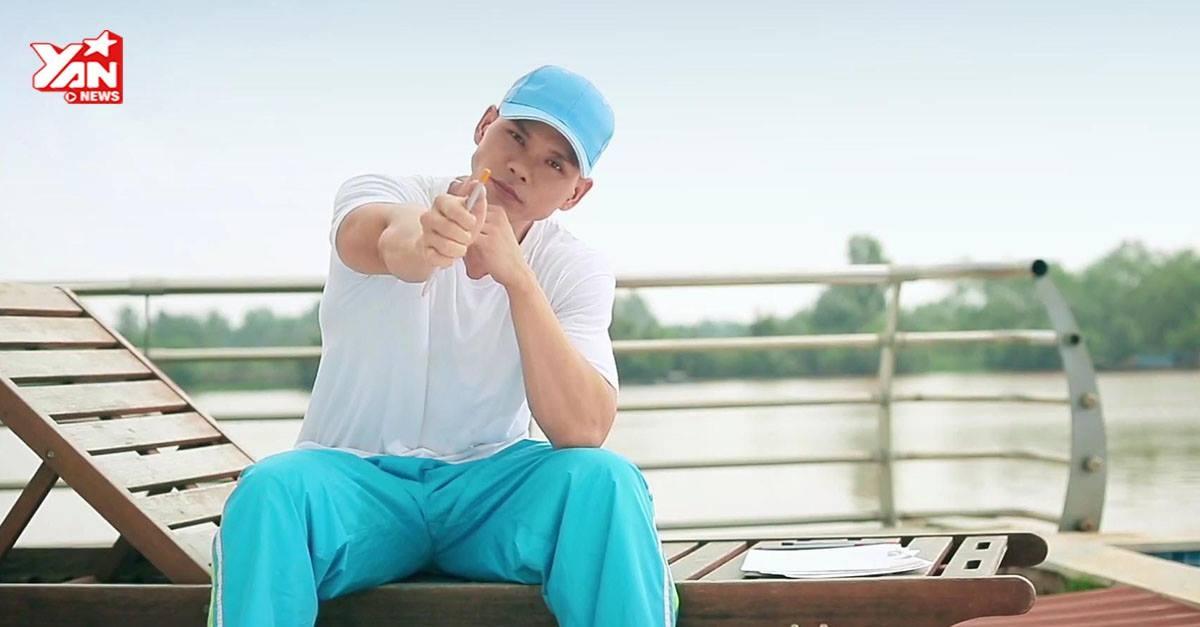 """Phan Đinh Tùng hóa """"thằng khờ"""" trong MV mới"""