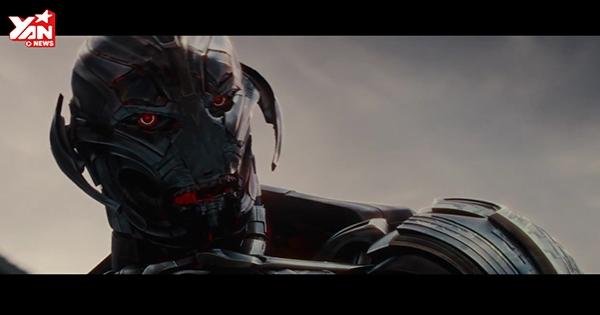 Marvel tiết lộ trailer phiên bản mở rộng của Avengers 2